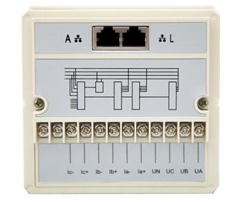 低压无功补偿控制器